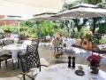 La terrasse du Lingousto peut recevoir jusqu'à 150 participants